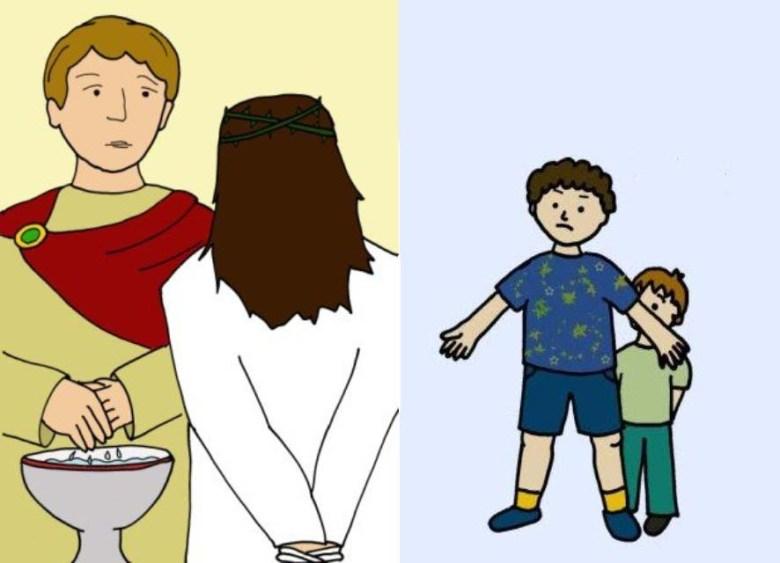 Křížová cesta pro děti - 2b9239f9d9